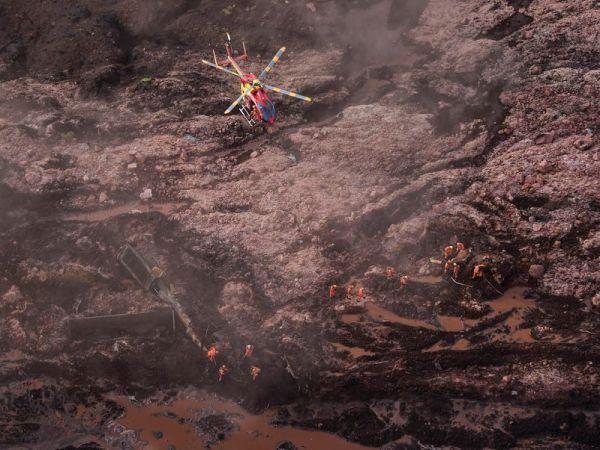 Brazil mine collapse